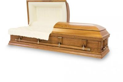 Northgate Oak (Rental Casket)